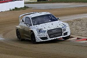 Rallycross-WM News Audi S1 EKS: Das ist Ekströms neuer WRX-Renner!