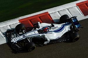 Williams yakin fisik tak jadi hambatan Kubica
