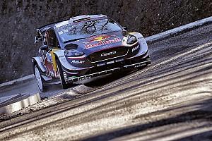 WRC Crónica de Carrera Ogier gana en Córcega