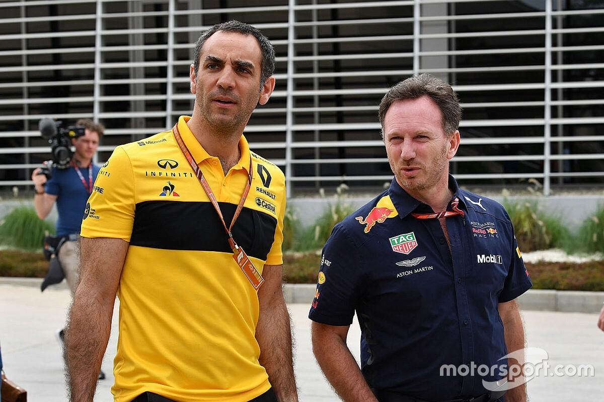 """Abiteboul over overstap Red Bull: """"Hopelijk krijgen ze spijt"""""""