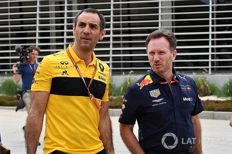 """Renault: """"Dit jaar nog zeker halve seconde winst met motor"""""""