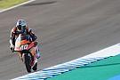 Moto3 Darryn Binder incertain pour le GP d'Espagne