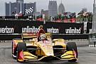 IndyCar デトロイト・レース2:ハンター-レイ怒涛の追い上げで優勝。琢磨17位