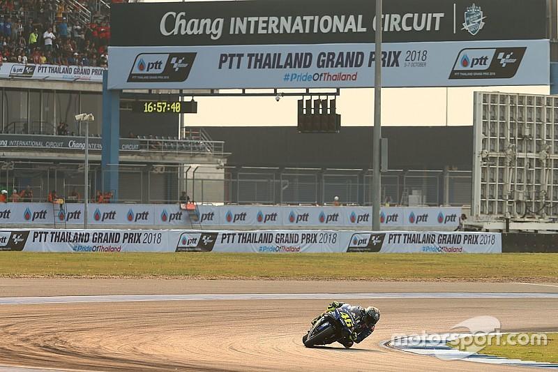 Tailandia se estrena en MotoGP: previa y horarios