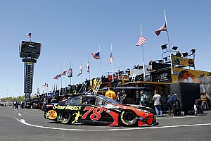 NASCAR Cup Top List NASCAR Cup Richmond starting lineup in pictures