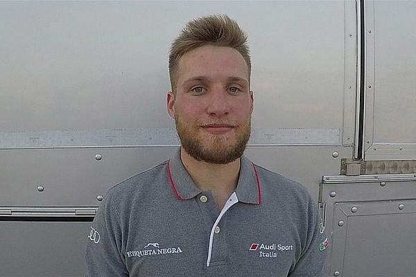 GT Italiano Ultime notizie Bar Baruch è il primo dei due piloti di Audi Sport Italia