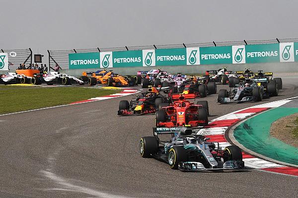 F1 突发新闻 FIA确认2019年技术规则修改及2021年引擎规则