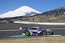 Super GT Lexus holds 1-2-3 as Super GT testing ends