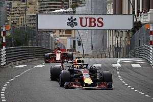 ريكاردو يتغلّب على مشاكل محركه محققًا العلامة الكاملة في موناكو