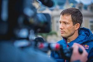 WRC Breaking news VIDEO: Insiden Sebastien Ogier dan seekor anjing