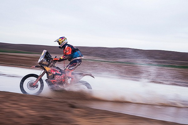 Dakar Dakar 2018, Stage 11: Price fastest, Walkner cruises