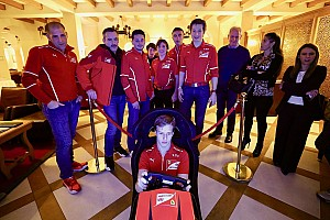 Formule 1 Analyse Comment Ferrari prépare ses futures stars