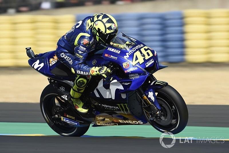 Rossi: Treinos em Le Mans provaram que eu estava errado