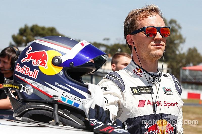 WRX Killarney: Mattias Ekström nach turbulentem Qualifying im Vorteil