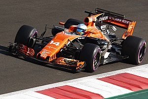 Формула 1 Новость Honda удивила высокая скорость McLaren в Мексике