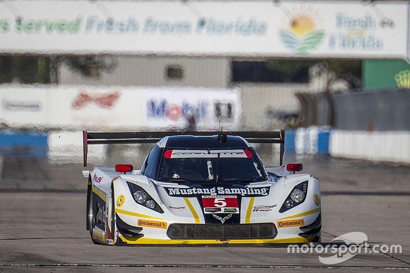 Action Express tops Thursday Sebring test