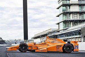 IndyCar Noticias de última hora Presentado el coche con el que Alonso correrá en Indianápolis