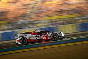 Le Mans News Toyota-Fahrer: Le-Mans-Pleite 2017 noch frustrierender als 2016