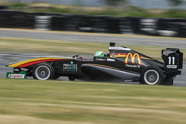 Other open wheel Ruapuna TRS: Cockerton scores maiden win in Race 2