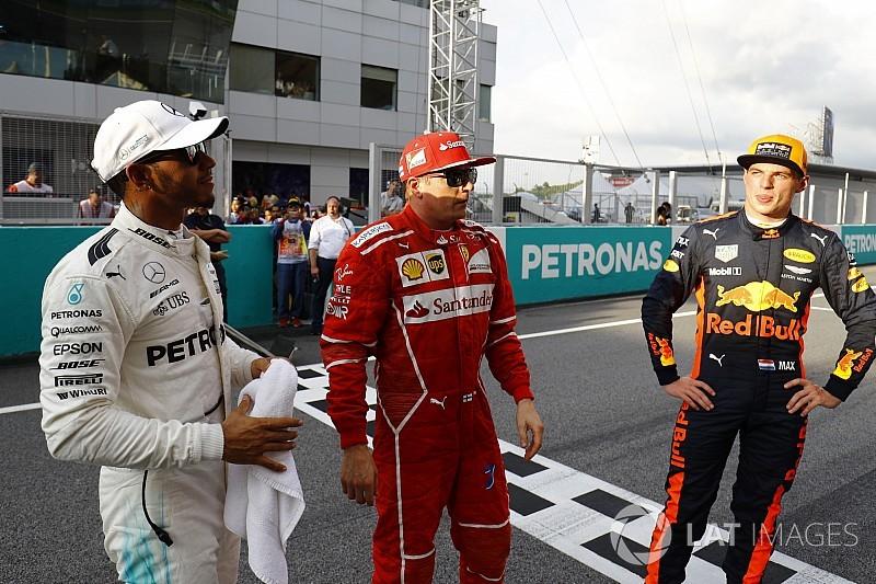 """Räikkönen: """"Remélem, ez most tovább fog tartani 100 méternél…"""""""