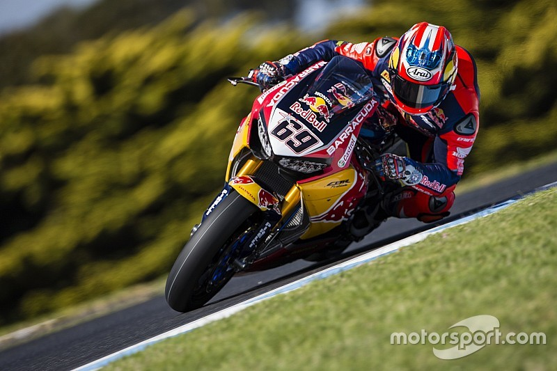"Hayden wants to see ""new faces"" fighting for WSBK wins"