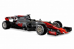 Haas офіційно представила новий болід Ф1