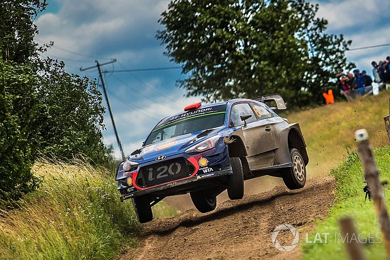 Poland dropped from 2018 WRC calendar