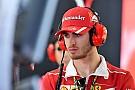 Formel 1 2017: Ferrari-Testfahrer Giovinazzi mit Testchance bei Haas