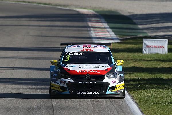 WTCC Отчет о гонке Чилтон выиграл первую гонку WTCC в Монце