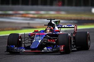 Formule 1 Actualités Tost : Kvyat