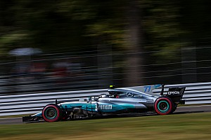 Formule 1 Réactions Bottas :