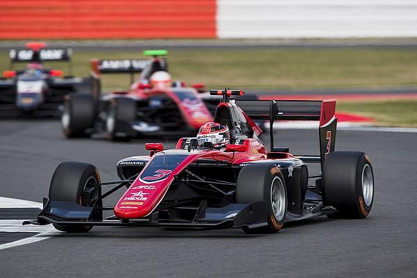 GP3 Actualités Les enjeux GP3 - Russell se hisse au sommet
