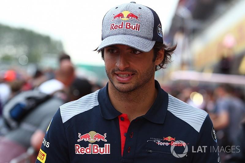 "Red Bull diz que só libera Sainz por ""valor significativo"""