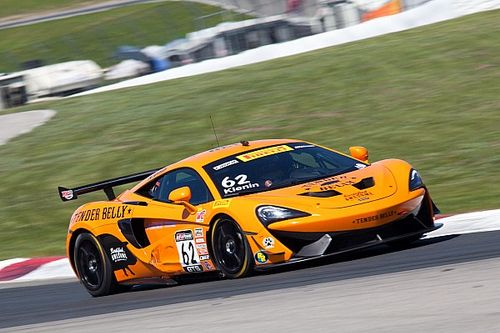 Mark Klenin set to return to PWC GTS action with McLaren 570S