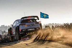 WRC Reporte de la carrera Neuville continúa su estado de gracia en el arranque del Rally de Portugal