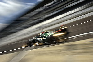 IndyCar Relato de classificação Com Alonso no top-9, Carpenter lidera primeiro quali em Indy