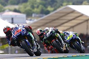 MotoGP News Yamaha schließt dritte Werksmaschine für Johann Zarco nicht aus