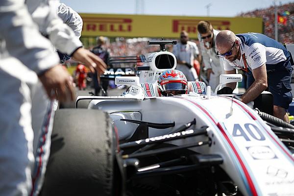 Felipe Massa: Paul di Resta ist nicht der Richtige für Williams