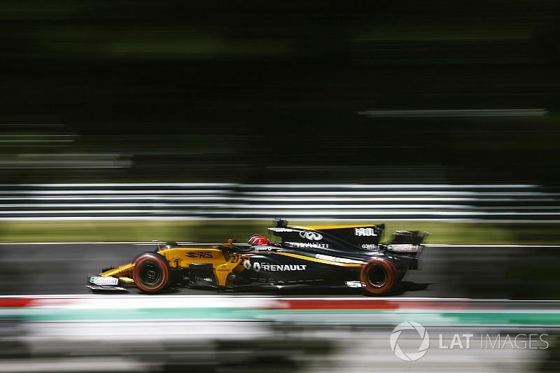 Renault pilotları aracın sıralama performansından memnun