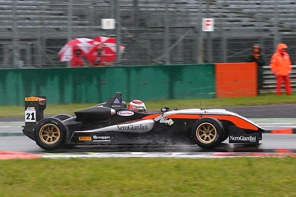 ALTRE MONOPOSTO Gara F2 Italian Trophy: Rain Man Bracalente in Gara 2 a Spa