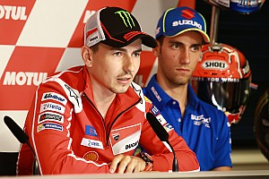 MotoGP News Lorenzo verspricht Dovizioso Unterstützung im MotoGP-Titelkampf