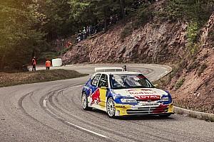 Rallye Feature Peugeot 306 Maxi von Sebastien Loeb: Der Neustart