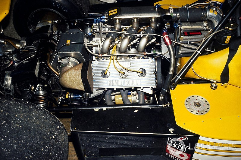 How Renault started F1's first turbo revolution