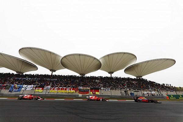 Formule 1 F1 tekent marketingdeal voor Grand Prix van China