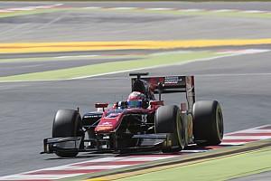 FIA F2 Репортаж з гонки Ф2 у Барселоні: перемога Мацусіти, подвійний подіум DAMS