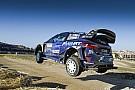 WRC Tanak toma el mando del Rally de Italia tras el abandono de Paddon