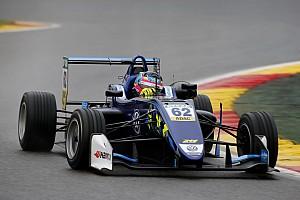 Евро Ф3 Отчет о гонке Габсбург впервые выиграл гонку Ф3