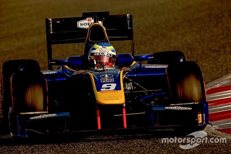 DAMS espère mener Rowland au titre F2