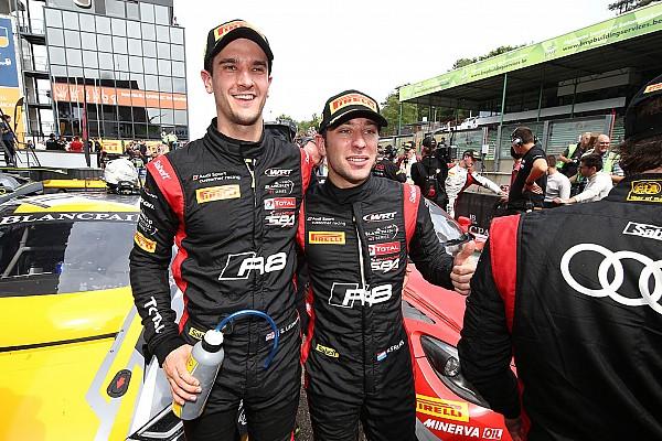 Frijns e Leonard conquistano il titolo Sprint Series al Nuburgring