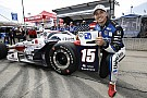 Detroit IndyCar: Rahal scores pole, Castroneves penalized